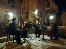 """Il Quartetto d'Archi """"Refice"""" in concerto a San Vincenzo Vecchio"""