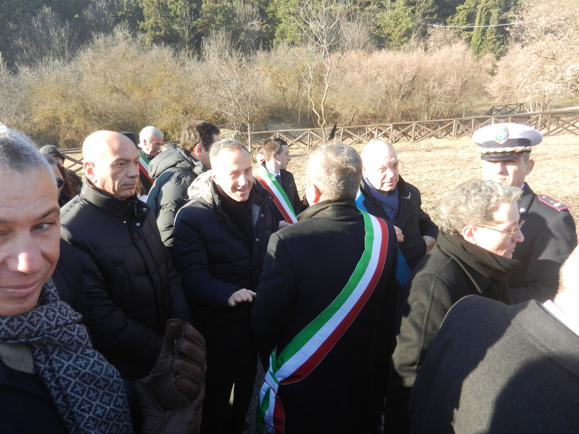 Savina nuovo vice capo della Polizia di Stato, soddisfatto il sindaco Di Pangrazio