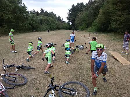 """Campo scuola di MTB nell' """"E...state nella Riserva"""", torna il connubio vincente di sport e natura"""