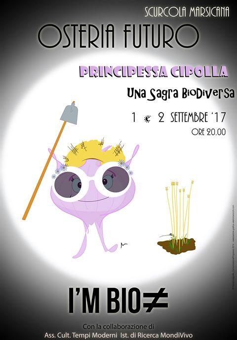 """""""Principessa Cipolla"""" torna ad animare le serate di Scurcola Marsicana"""
