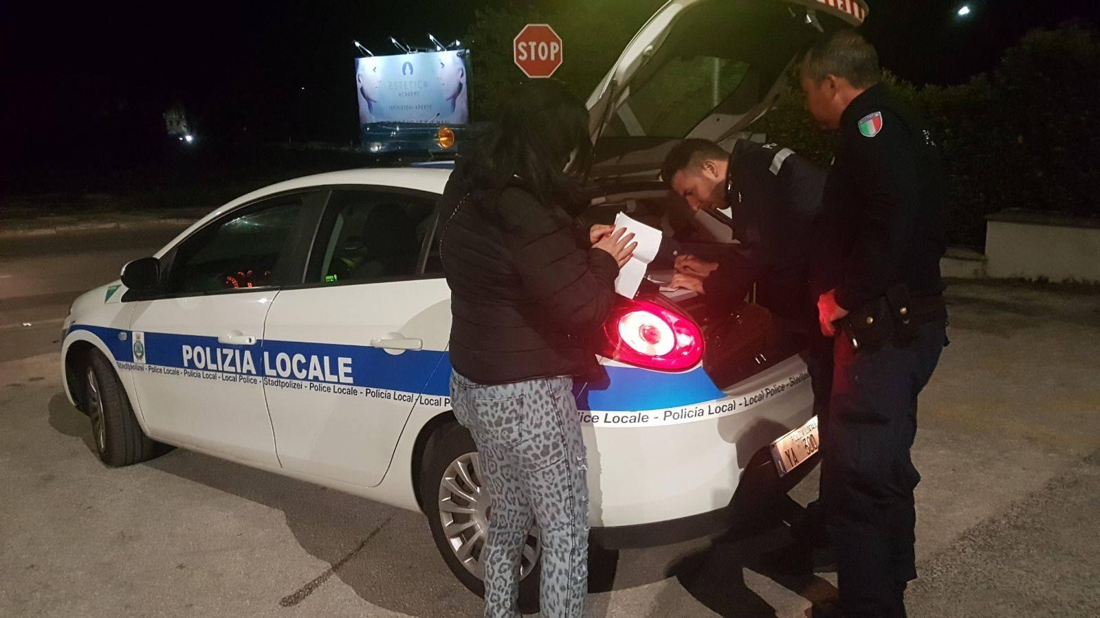 Polizia locale Avezzano, iniziati i pattugliamenti notturni contro la criminalità