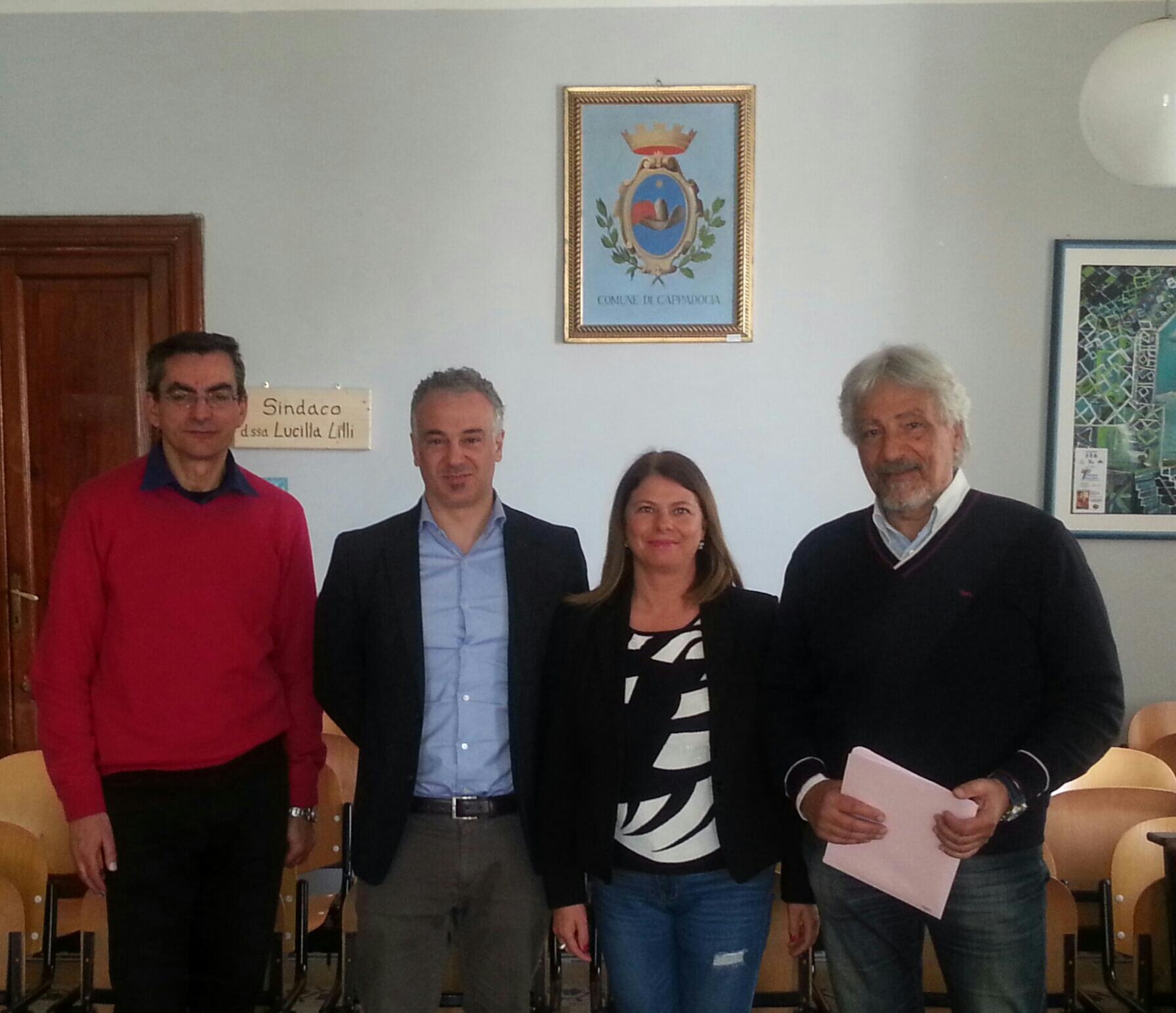 Al via i lavori di rinnovamento dell'impianto sciistico di Camporotondo