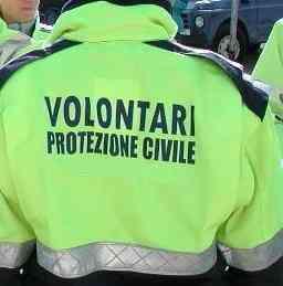 Il gruppo volontari di Protezione Civile di Magliano in soccorso delle popolazioni di Montereale e Capitignano