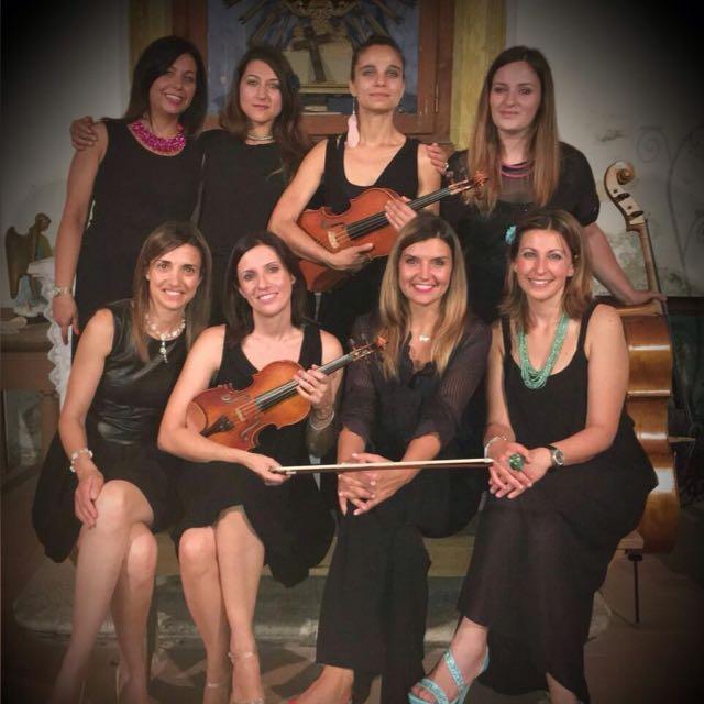 """""""Chimera Ensemble"""" in concerto ad Avezzano"""