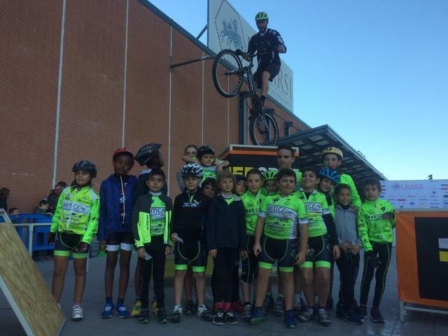 Bike trial e gimkana, gran successo ad Avezzano