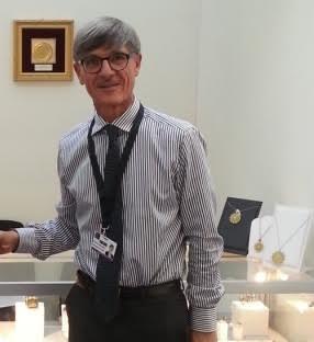 L'avezzanese Giuliano Montaldi porta l'arte orafa abruzzese al British Museum