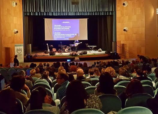 Partecipata la giornata formativa per le professioni sanitarie al Teatro dei Marsi