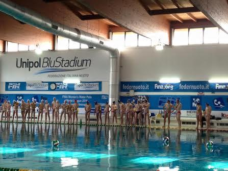 L'Avezzano Nuoto ad un passo dal successo
