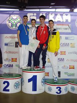 La Karate Body & Soul Avezzano conquista un'altra medaglia in un campionato italiano