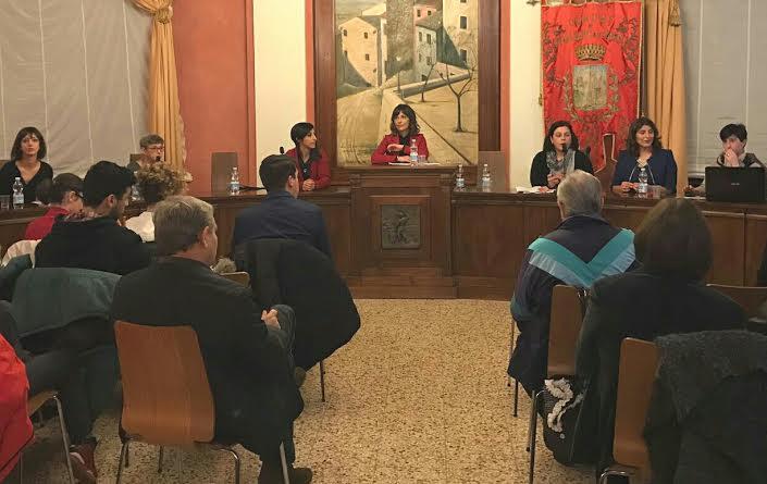 Magliano dice No alla violenza contro le donne. Successo dell'incontro in Comune