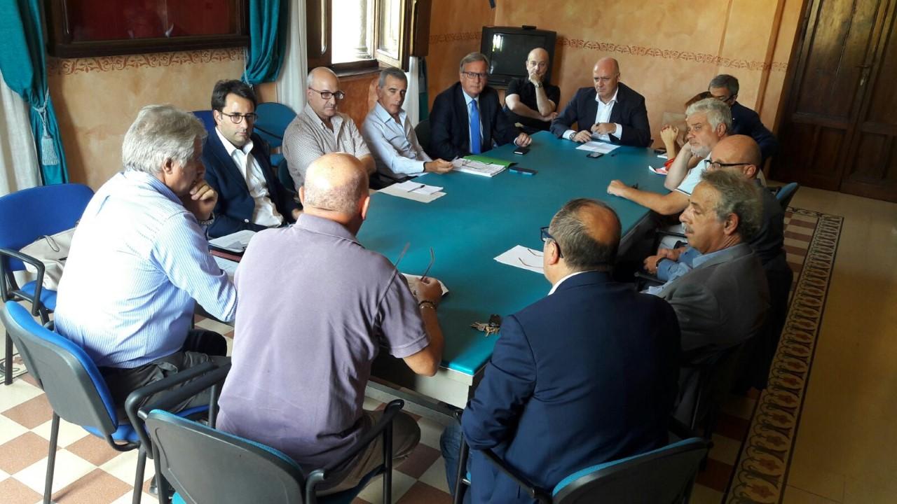 Il sindaco De Angelis incontra il manager Tordera: subito il pronto soccorso e avvio del nuovo ospedale