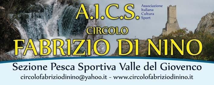 """Circolo Pesca """"Fabrizio Di Nino"""" Pescina alle istituzioni:""""Realizzare il Parco Fluviale"""""""