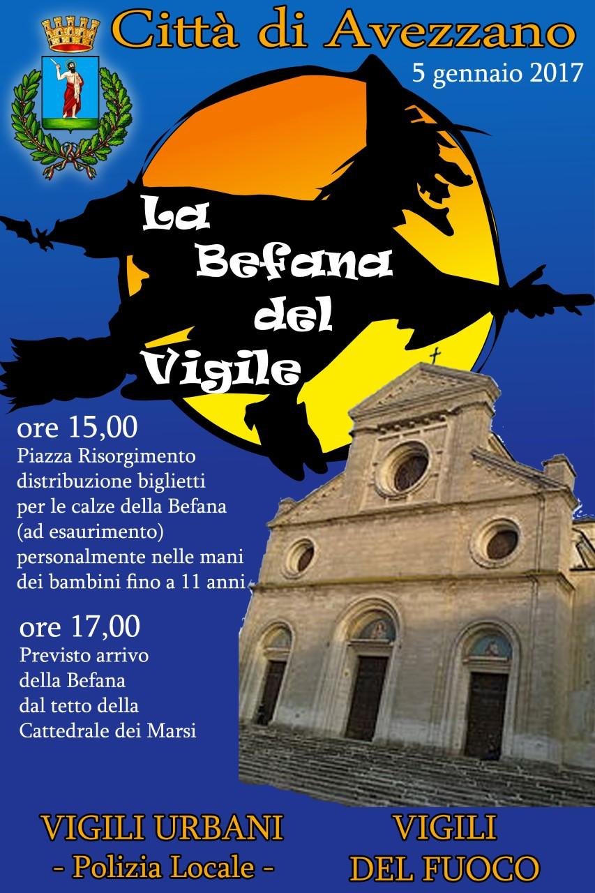 """Torna """"La Befana del Vigile"""" in Piazza Risorgimento"""