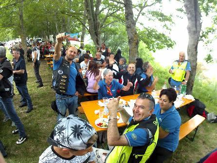 L'Abruzzo delle gesta eroiche sulle ali delle due ruote, i Carabinieri ideano la domenica del moto-tour