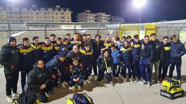 Gli allievi della Marsica Calcio si aggiudicano il 12° Torneo di Vasto
