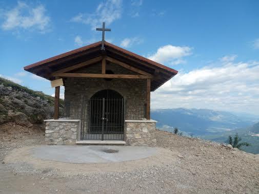 Meta, sabato l'inaugurazione di una nuova chiesetta in località Cerasolo