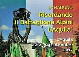 A L'Aquila il secondo Raduno delle Penne Nere del glorioso reparto abruzzese