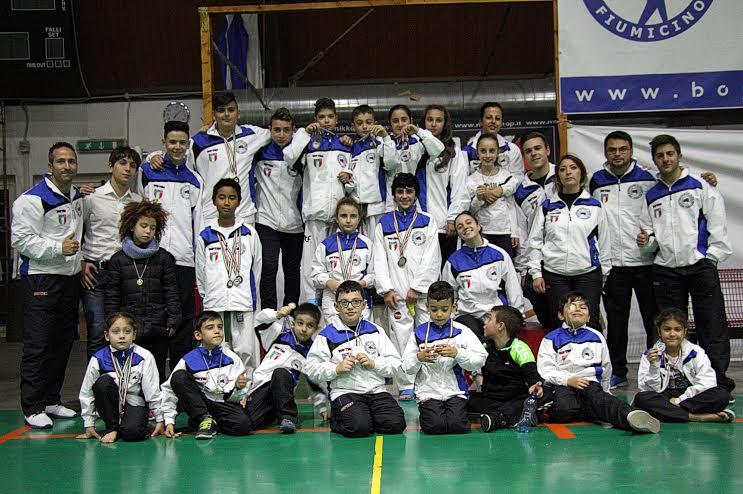 Piccoli Marsicani trionfano al Trofeo Kids 2016