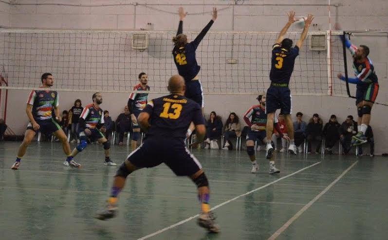 "Inarrestabile marcia della ""Volley Club Marsica"""