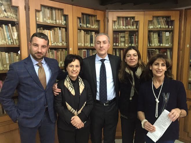 L'avvocato Gianluca Presutti è il nuovo presidente della camera penale di Avezzano