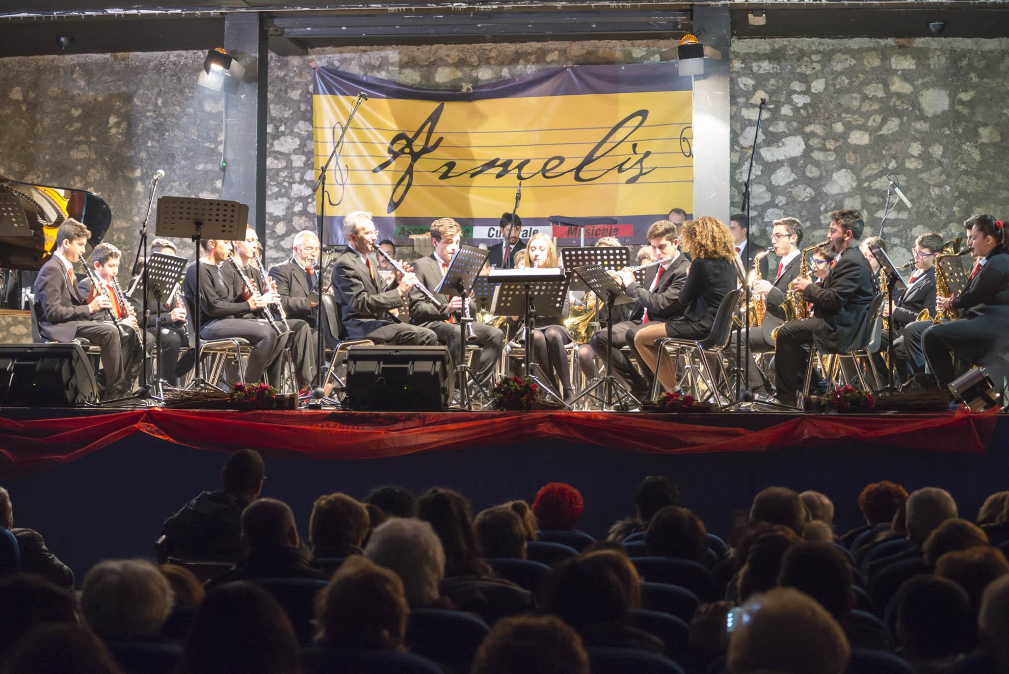 """Torna il """"Concerto di fine anno città di Avezzano, premio Alessandro Giancarli"""""""