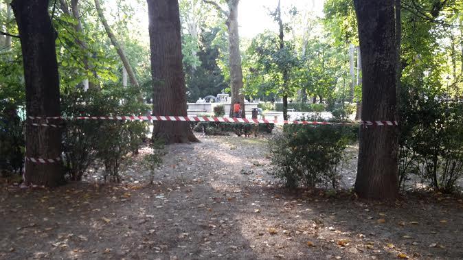 Piazza Torlonia: finita la prima fase dei controlli, al via le verifiche strumentali