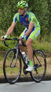 """Ciclismo, il celanese Antonello Tirabassi sale sul podio della """"Gran fondo alte cime d'Abruzzo"""""""