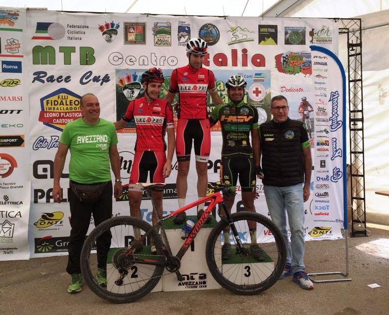 """Un altro successo per la Granfondo dei Marsi, l'assessore Salvatore: """"La Cycling team porta in alto il nome della nostra città"""""""