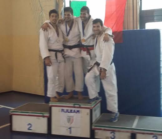 Judo, Nunziato sul podio in qualificazioni e strappa biglietto per gli assoluti