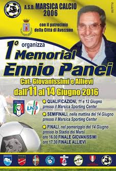 Primo Memorial Ennio Panei