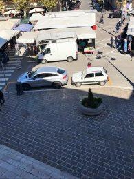 Parcheggio riservato al sindaco, le precisazioni del portavoce