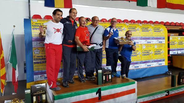 Strepitoso risultato della rappresentativa regionale C.S.E.N di judo al Torneo Nazionale di Osimo