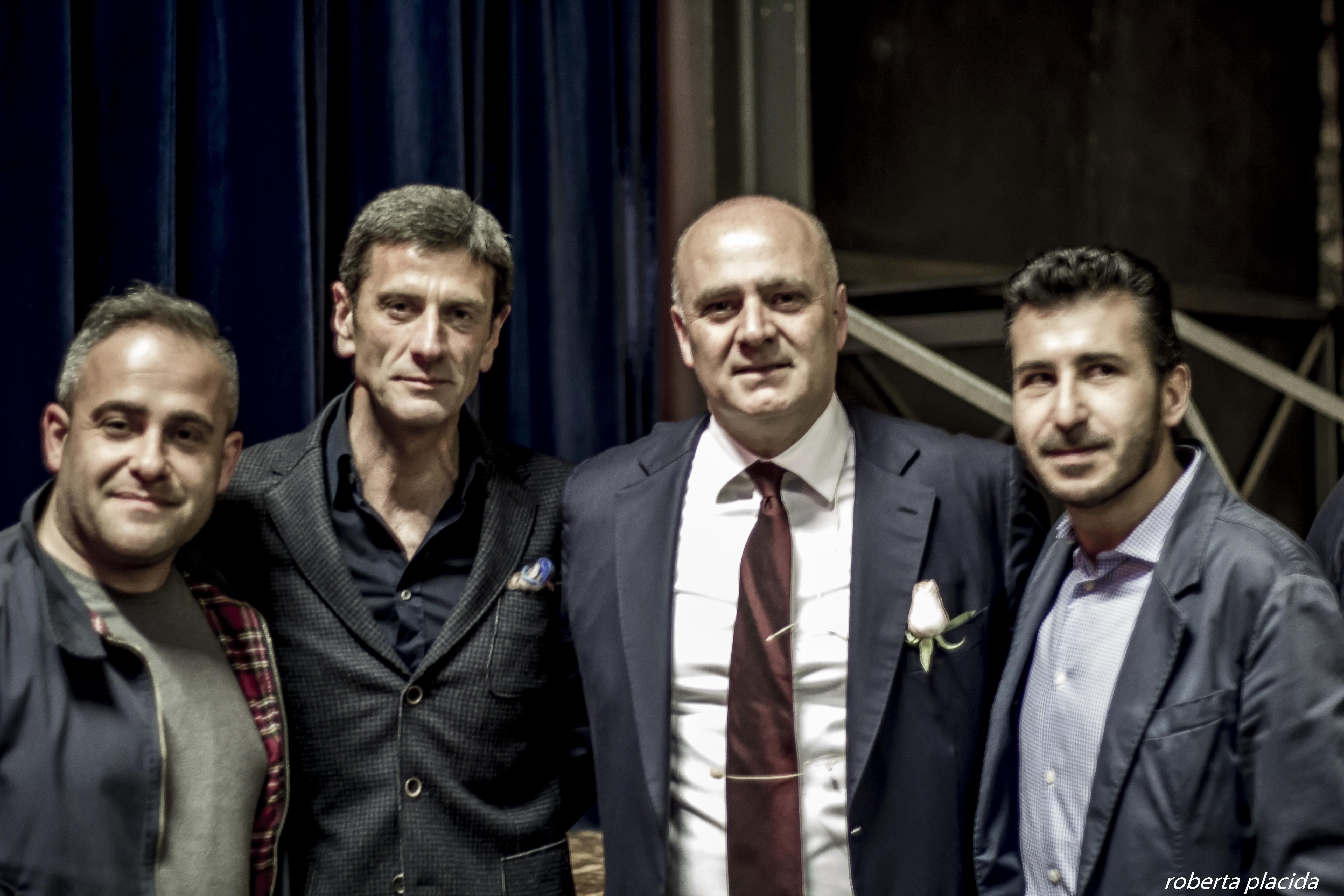 """Silvagni e Sigismondi """"Sostegno al candidato De Angelis, punti programmatici affini alla nostra storia e alla nostra sensibilità"""""""