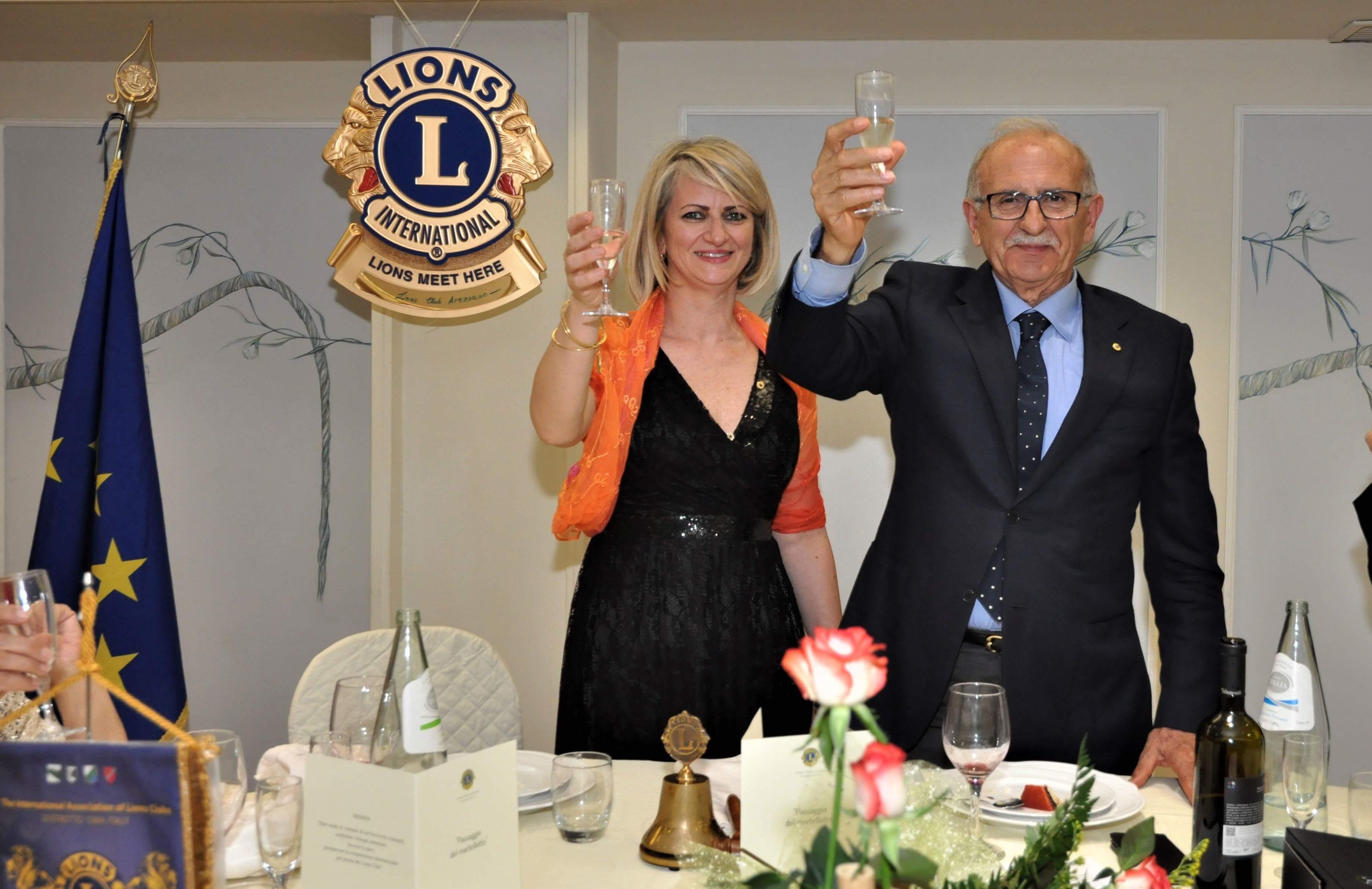 L'Avvocato Annunziata Morgani Nuovo Presidente Lions Club di Avezzano