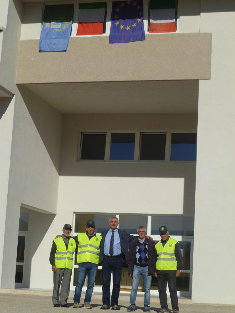 Il Dirigente scolastico di Trasacco ringrazia l'Associazione Nazionale Finanzieri d'Italia