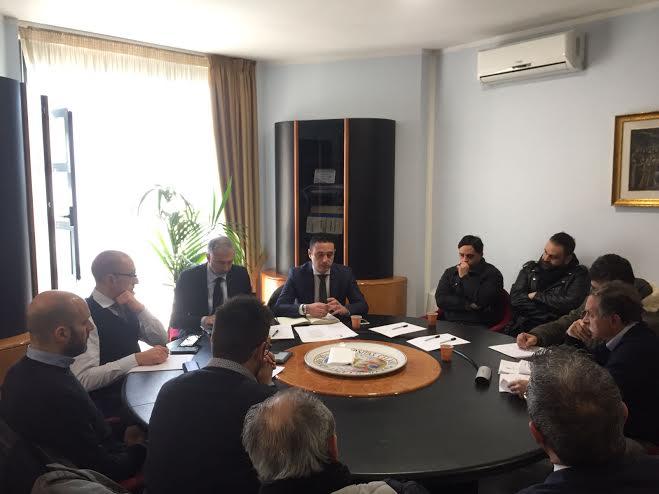 Nuovo assetto dei trasporti, importante riunione tra sindaci a Celano