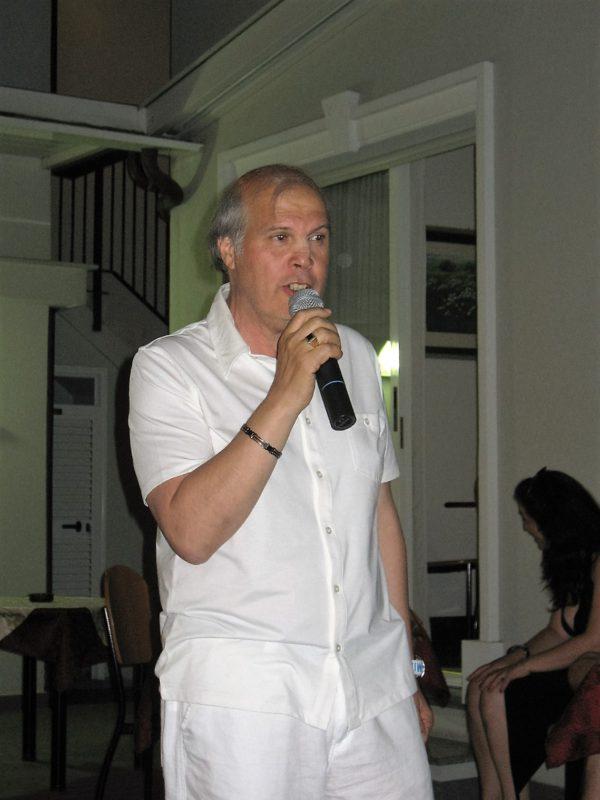 Claudio Torres live ad Antrosano