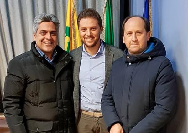 Andrea Scarnecchia e Augusto Barile nel Consiglio direttivo del Parco