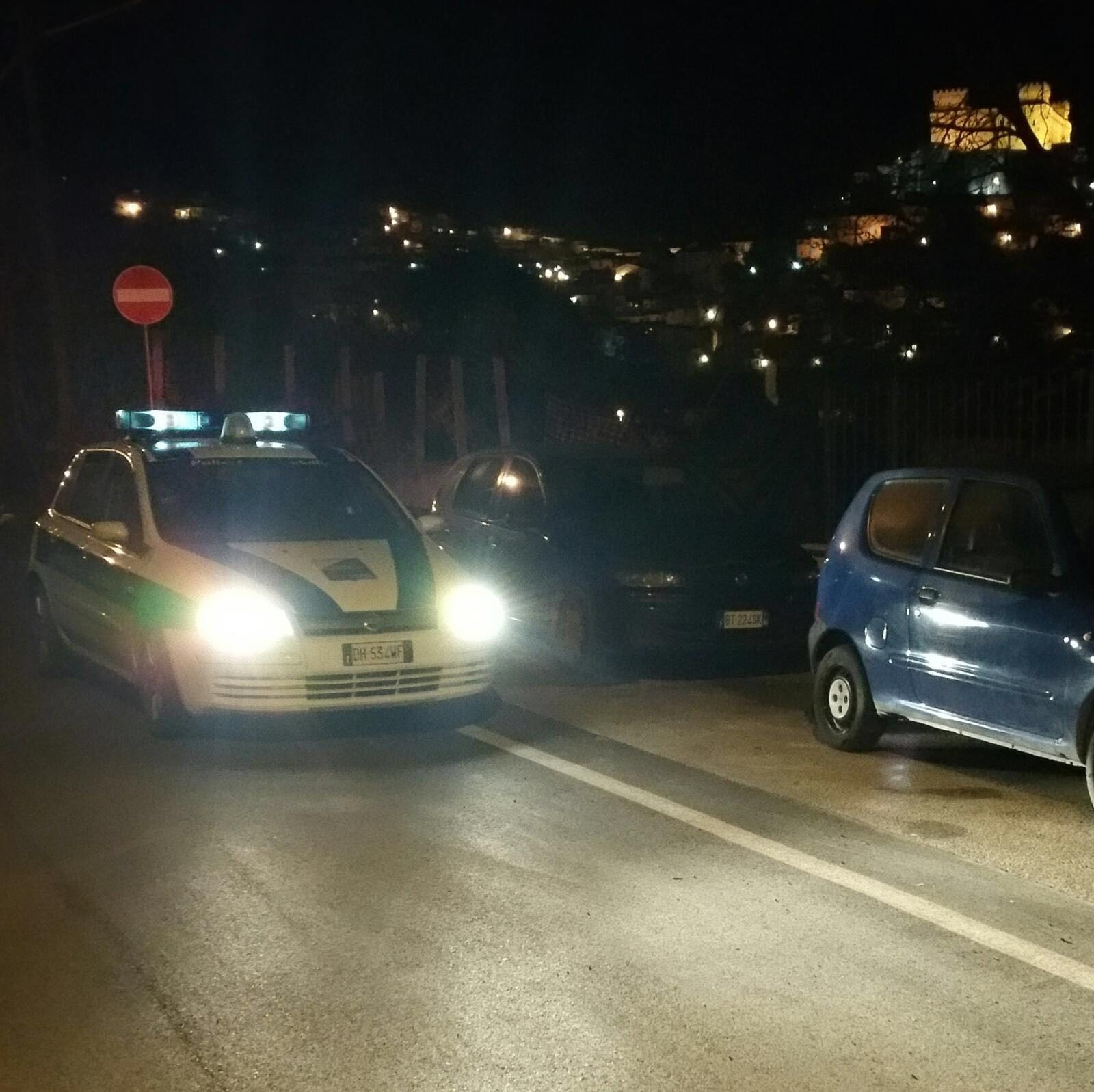 """Il sindaco di Celano sulla sicurezza in città: """"Non parliamo solo di extracomunitari, in azione anche la mano criminale locale"""""""