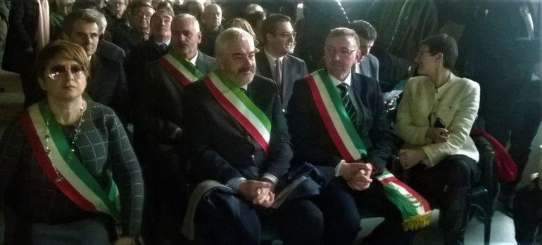 Premio Giustolisi, il vicesindaco di Capistrello a Boves per il passaggio di consegne