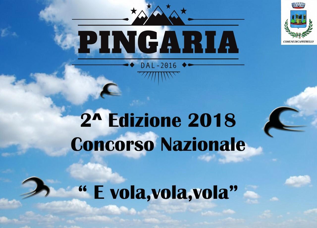 """Al via la seconda edizione del concorso nazionale """"E vola, vola, vola"""""""