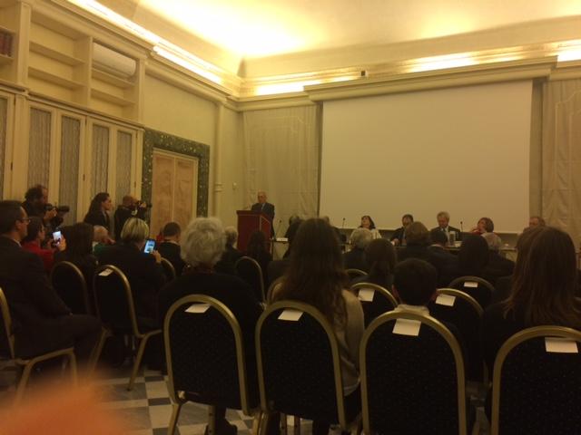 Capistrello ospita la quarta edizione del premio Franco Giustolisi