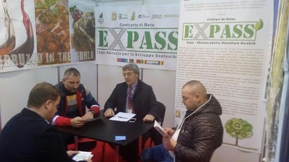 Fiera Internazionale del Turismo TTR a Bucarest, grande successo del contratto di rete Expass