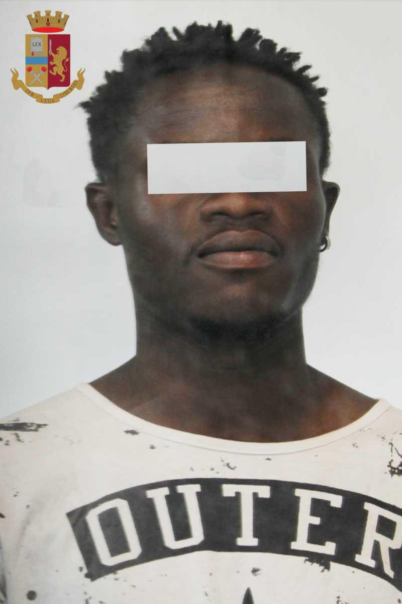 """Operazione """"papavero"""" - preso il rapinatore e violentatore di via Monte Velino"""