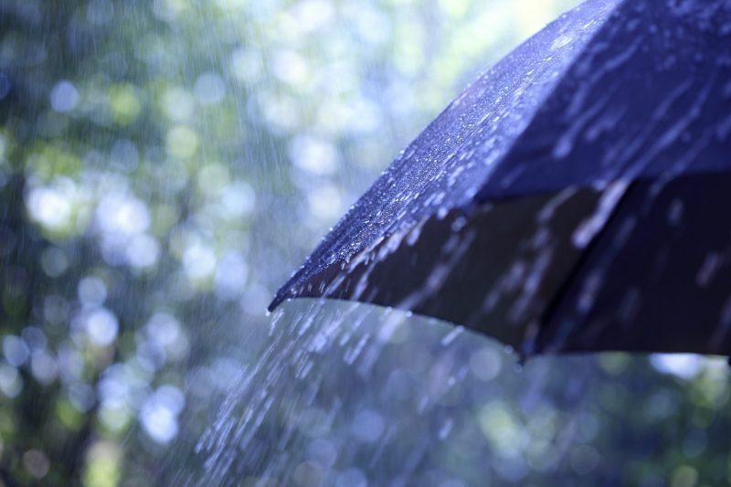 Marsica, piogge e temporali da domenica e lunedì