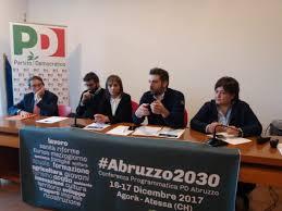 Presentata la conferenza programmatica del Partito Democratico #Abruzzo 2030