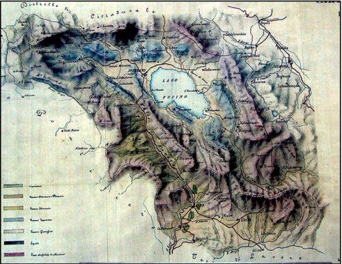 Relazione sulla Marsica del Sottintendente Borbonico Romeo (1842-1845)