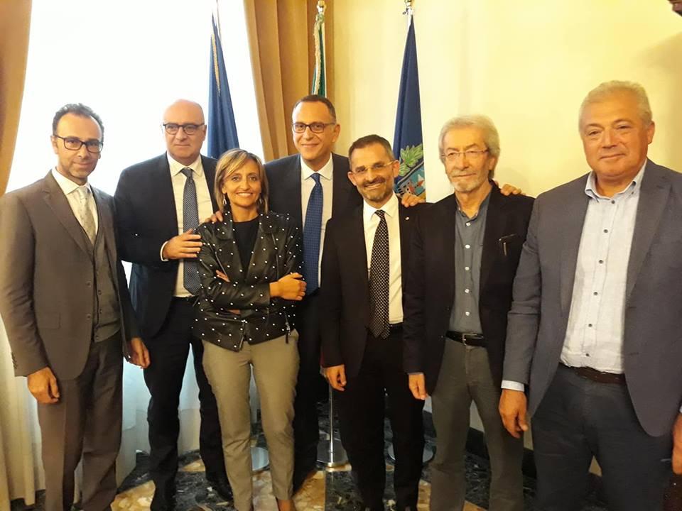 """De Angelis alla vicepresidenza dell'Agir, """"obiettivo di rendere il servizio integrato dei rifiuti migliore e con costi inferiori per i cittadini di tutta la nostra regione"""""""