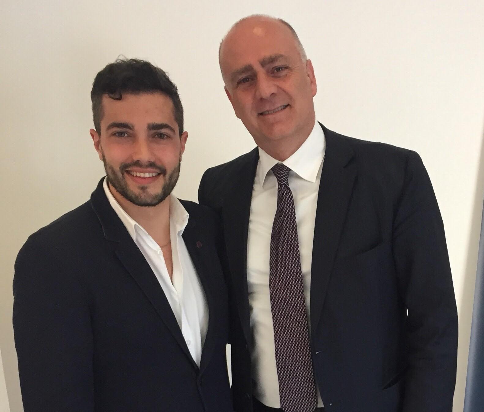 """Il candidato Di Genova: """"Galbiati ha lavorato per il benessere della Marsica, attaccato da chi in 5 anni non ha fatto nulla"""""""