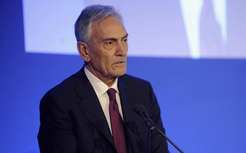 Il Premio Panathlon 2018 assegnato a Gabriele Gravina, presidente della Figc nazionale